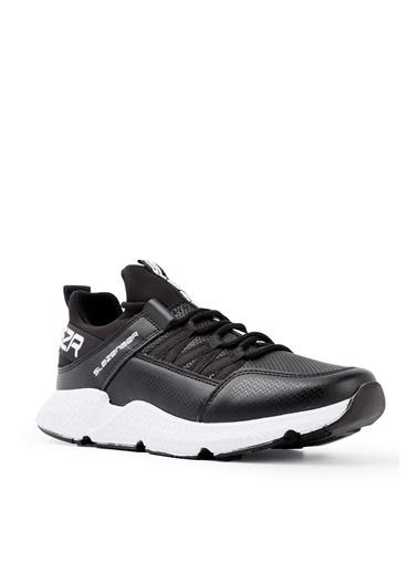 Slazenger Slazenger ZAFIRA Koşu & Yürüyüş Erkek Ayakkabı    Siyah